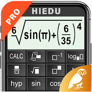 HiEdu Scientific Calculator Pro