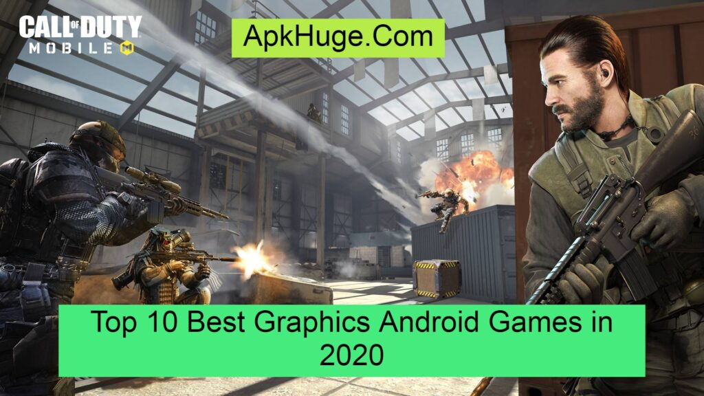 Top 10 Best Graphics Android Games in 2020