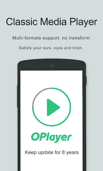OPlayer - Video Player MOD APK